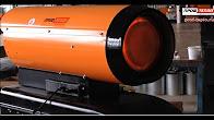 Обзор Дизельной тепловой пушки ДК-45П ПРОФТЕПЛО